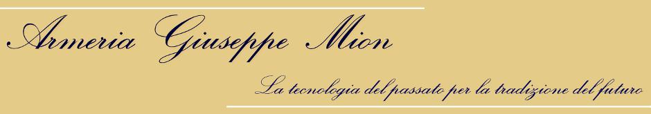 Armeria Mion Giuseppe